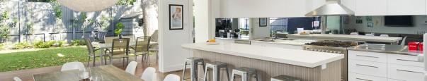 Sherbrooke Kitchens - Kitchen extension and renovation
